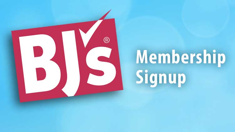 BJ's Membership Signup - Edgewood