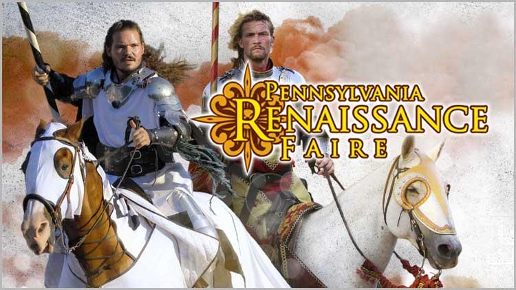 PA Renaissance Faire  - Discount Tickets