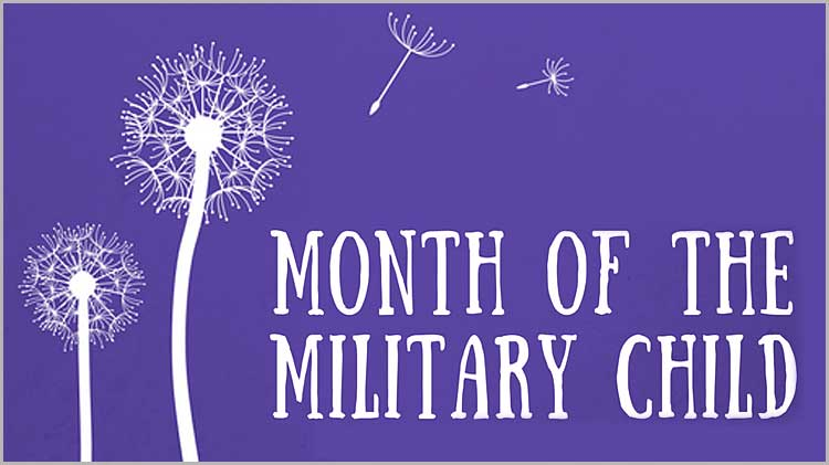 APG Month of the Military Child Event: Tell Me A Story