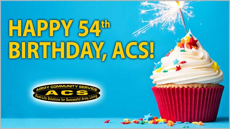 ACS 54th Birthday Celebration!