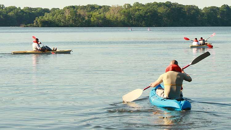 Kayak 2-Day Class: April 19-20