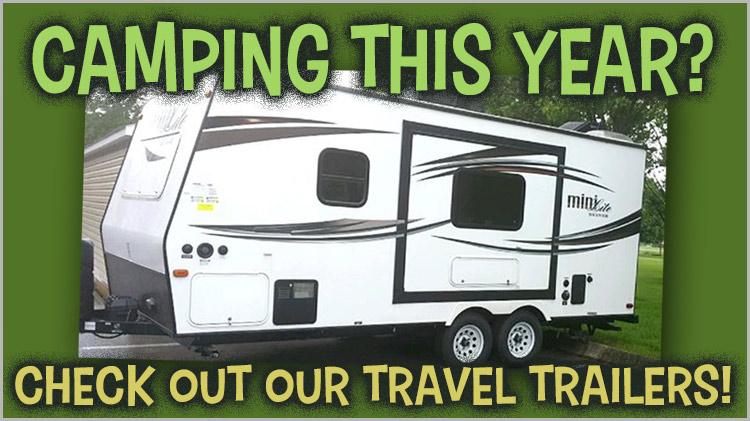 Rent A Travel Trailer!