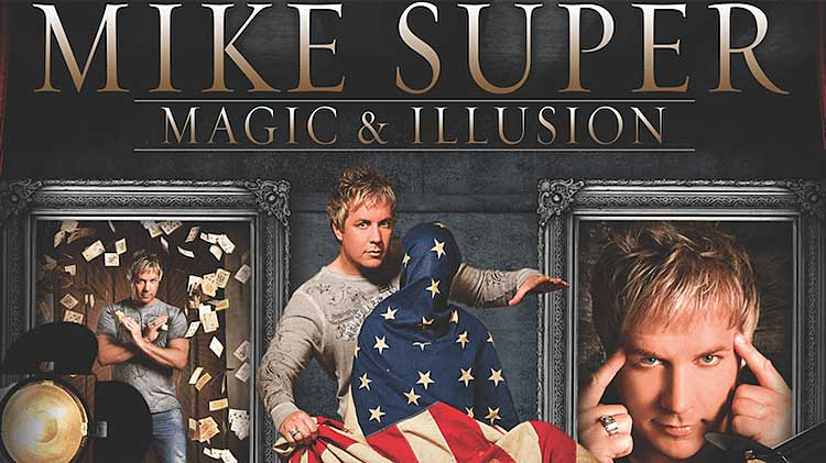 Illusionist - Mike Super