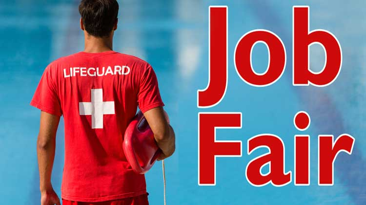 Community Recreation Division - Job Fair for Lifeguards and Lead Lifeguards
