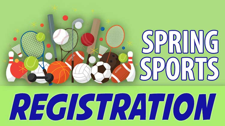 CYS Spring Sports Registration