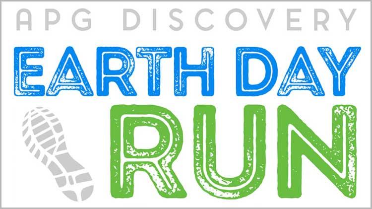 APG Discovery Earth Day Run