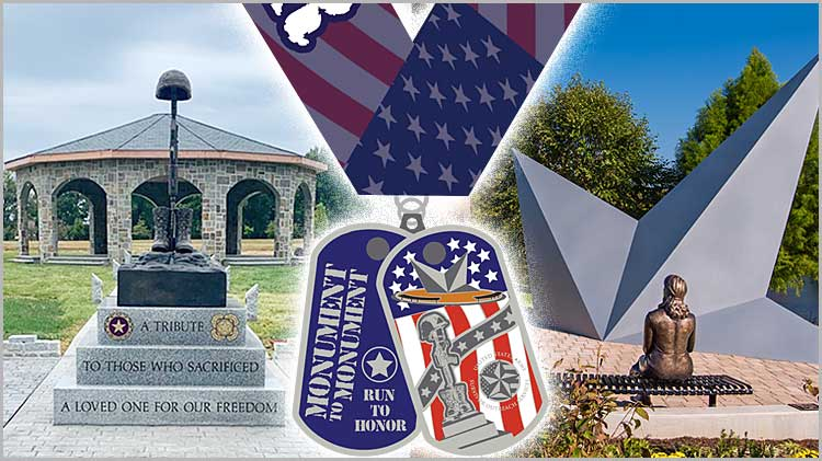 APG Monument to Monument Run to Honor 5K Run/Walk