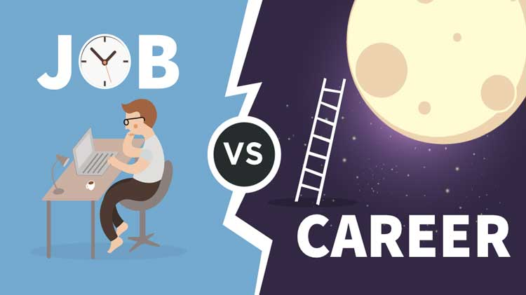 Job vs. Career - Class For Teens