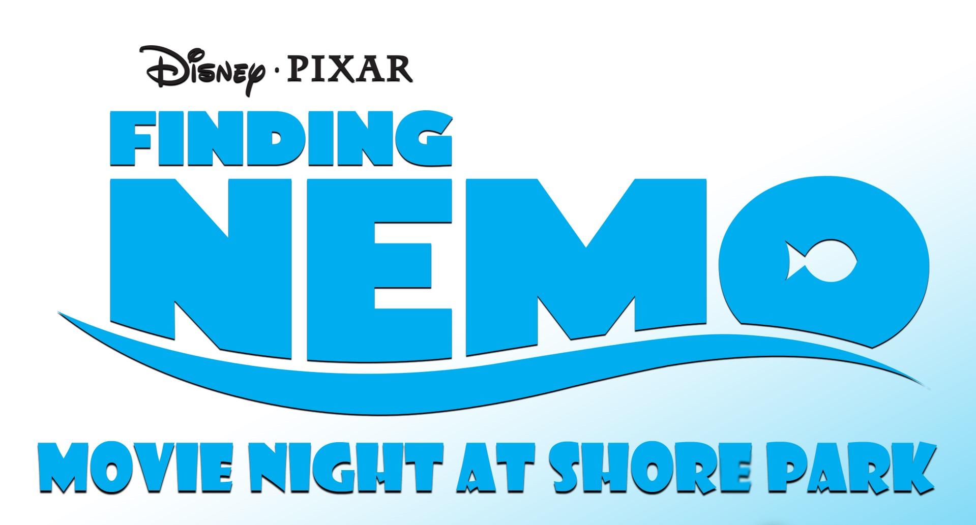 Finding Nemo Movie Night at Shore Park