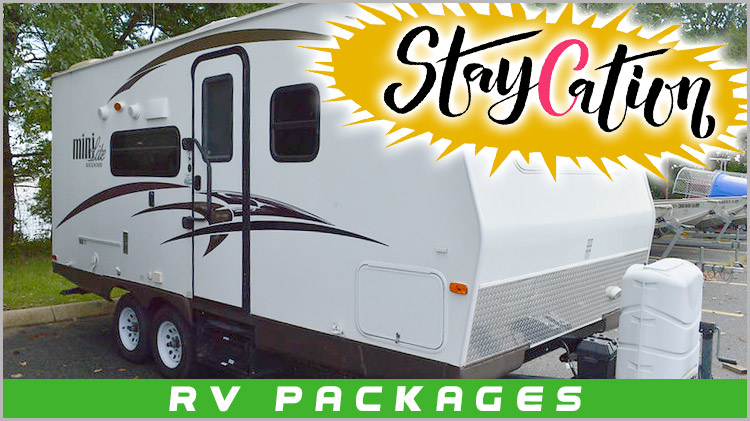 StayCation: RV Packages
