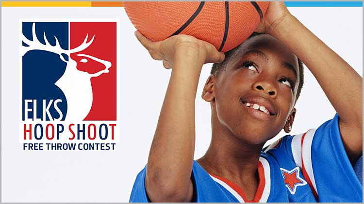 CYS - Elk's National Free Throw Contest