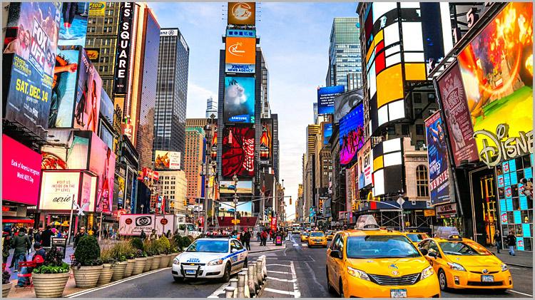 New York City - Bus Trip