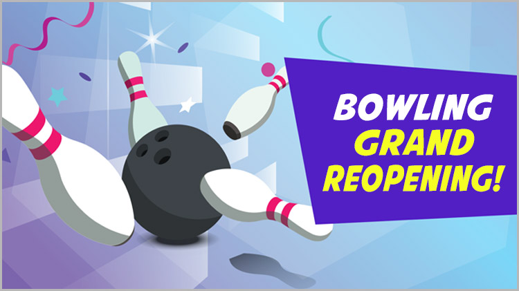 APG Bowling Center - Grand ReOpening!