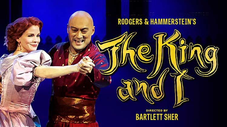 """Broadway Production """"The King and I"""" - Discount Tickets"""