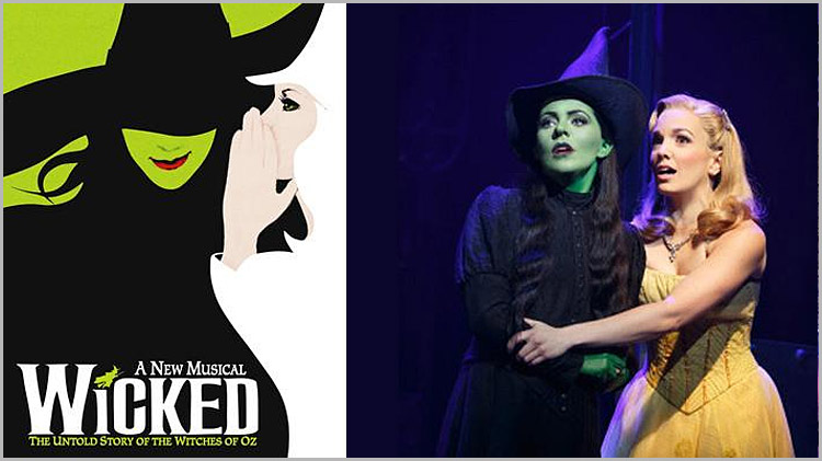 "Broadway Production ""Wicked"" - Discount Tickets"