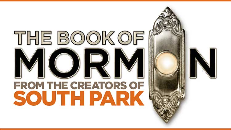 """Broadway Production """"The Book of Mormon"""" - Discount Tickets"""
