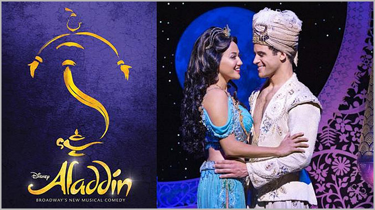"Broadway Production ""Aladdin"" - Discount Tickets"