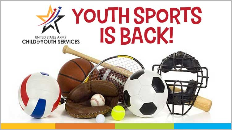 Youth Sports is Back!