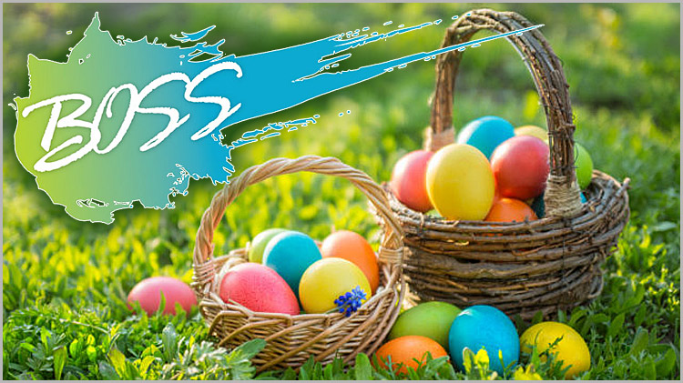 BOSS Easter Family Fun Event