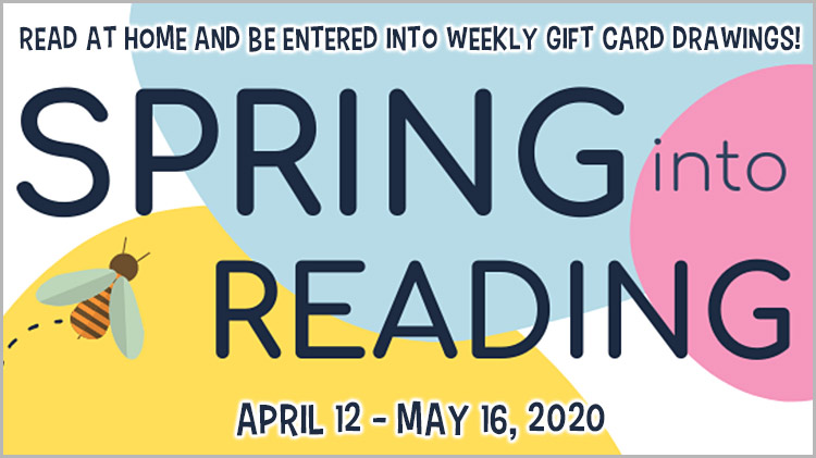 Spring Into Reading Challenge