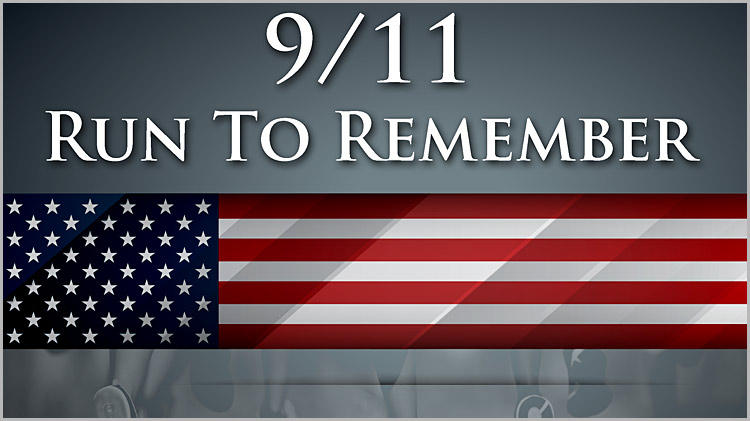Save the Date: 9/11 Run To Remember