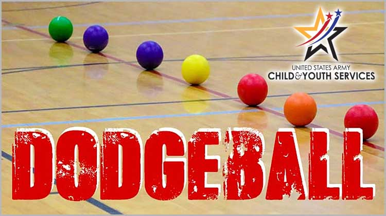 Youth Team Dodgeball Tournament