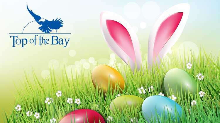 Easter Brunch - Top of the Bay