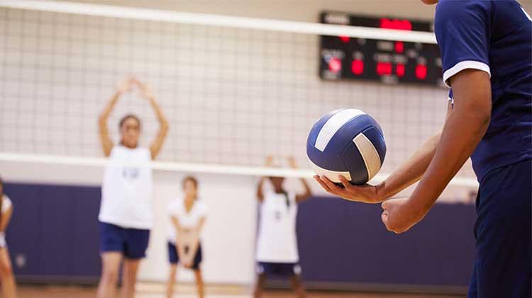 Intramural Sports Program: Volleyball Tournament