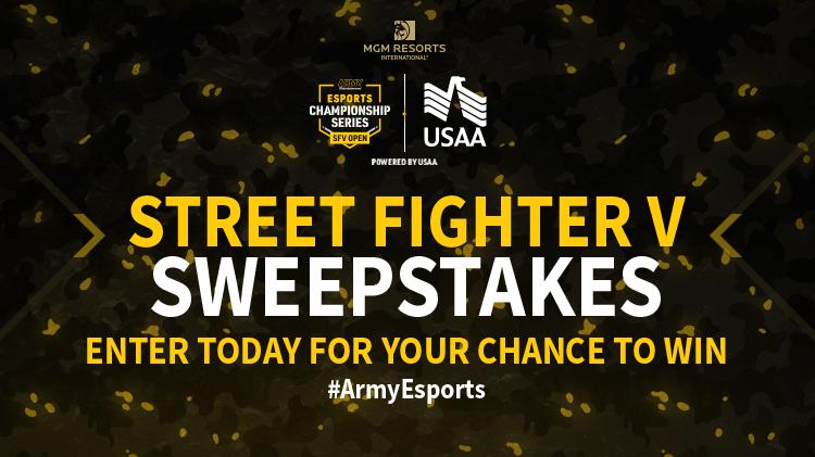ESPORTS - Street Fighter V Championship