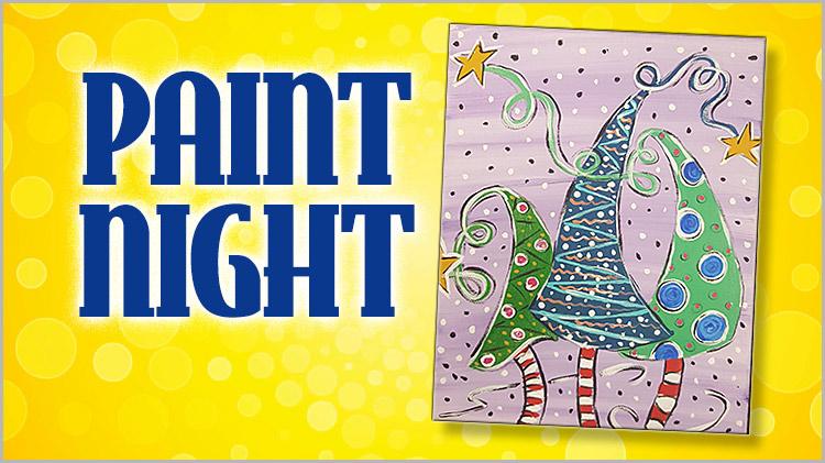 BOSS - Paint Night